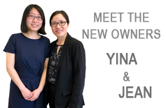 Come in and see Jean and Yina, learn about RX Eyewear