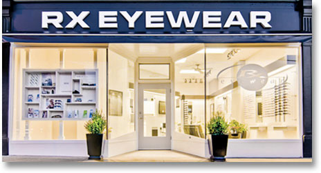 Rx Eyewear In James Bay